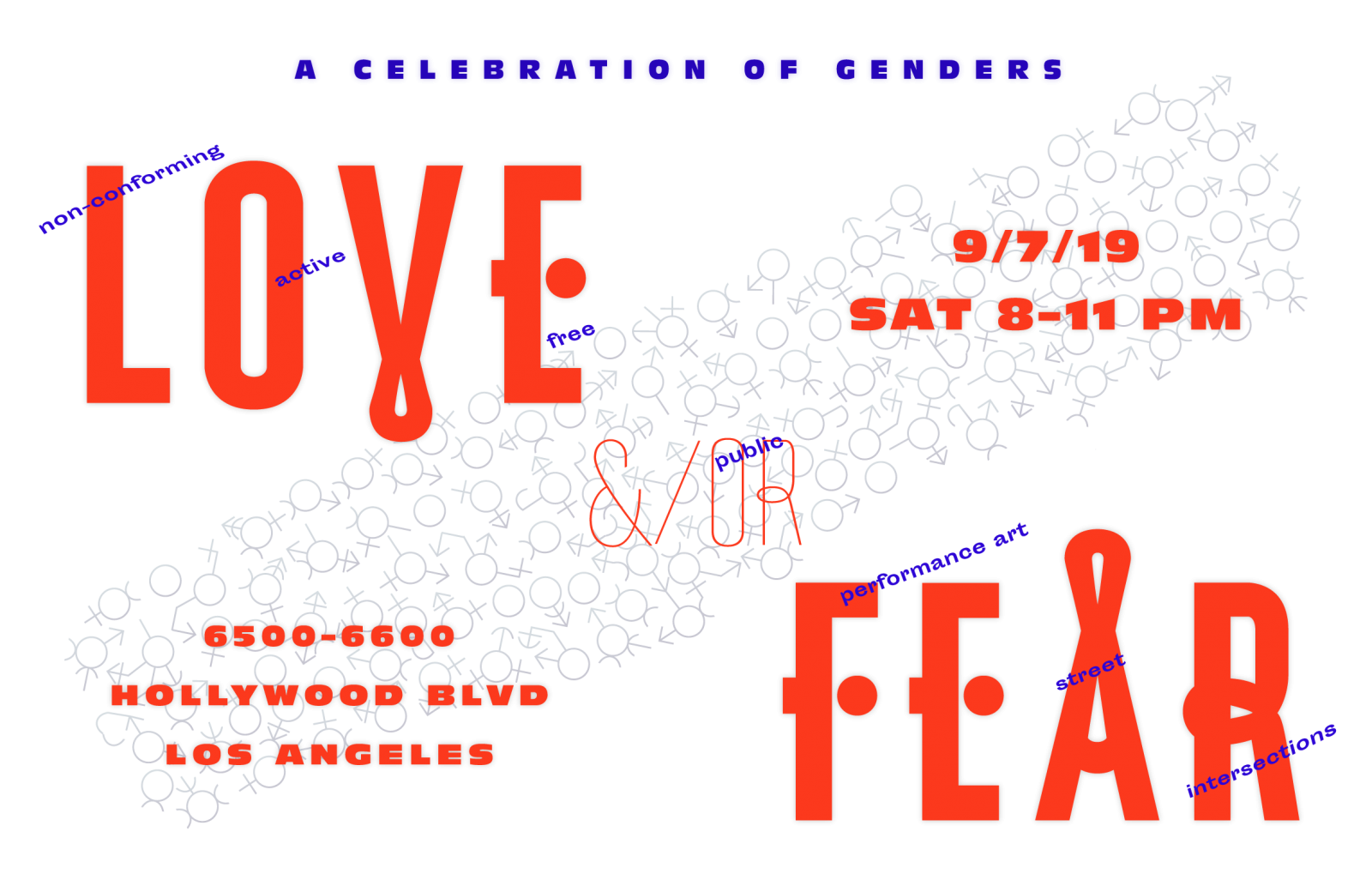 Love & OR Fear
