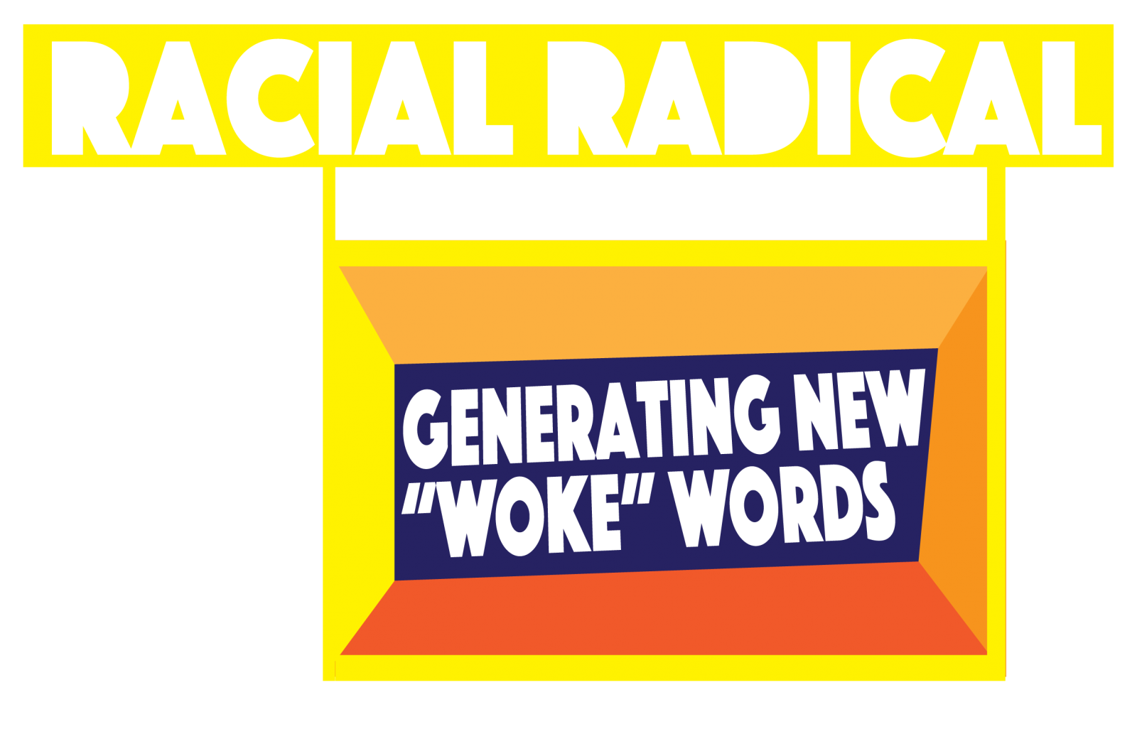 "Racial Radical: Generating New ""Woke"" Words"