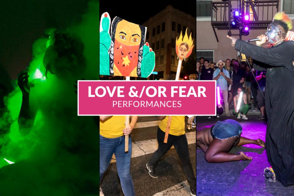 Love & Or Fear